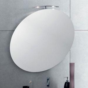 specchio e specchiera bagno ellisse - kios arredobagno ... - Kios Arredo Bagno