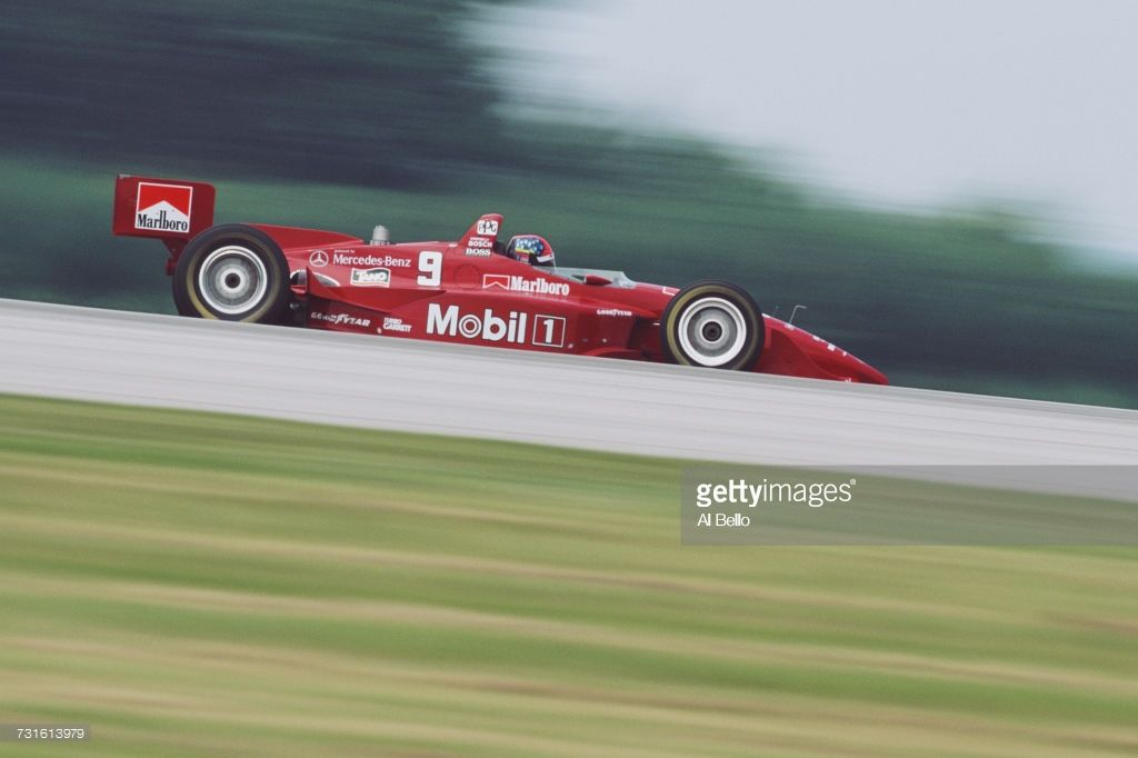 Image result for 1996 hogan penske indycar
