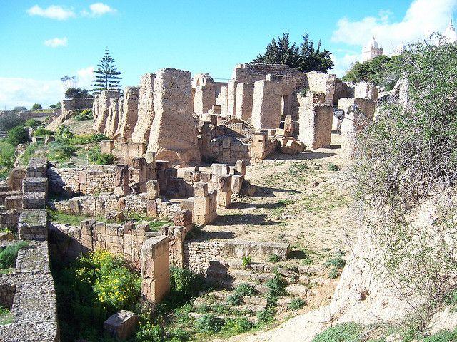 Carthage / Byrsa Hill