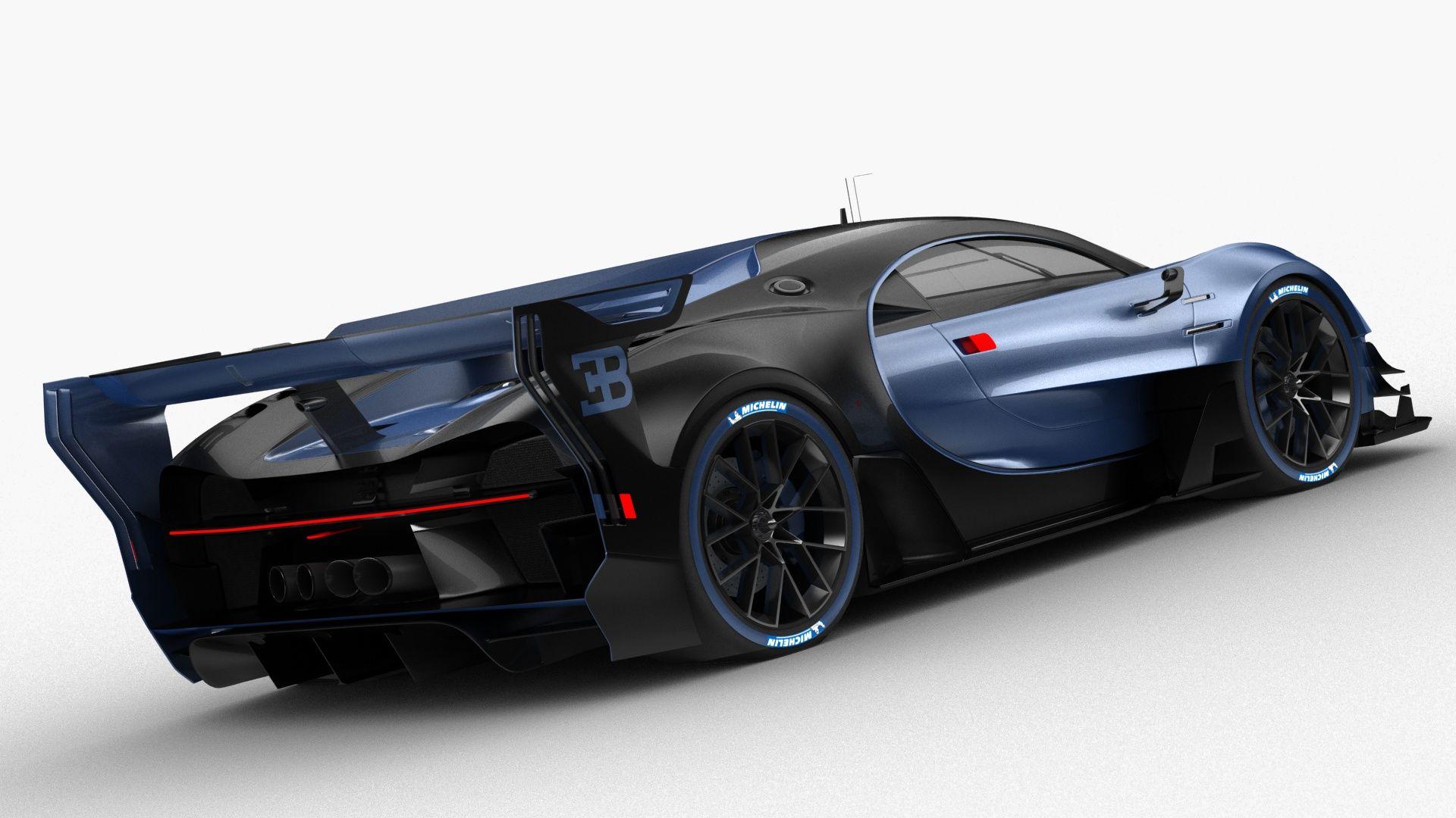 Bugatti Vision Gt Concept Vision Bugatti Concept Gt Bugatti Top Cars Super Cars
