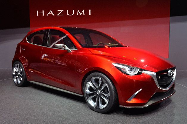 Latest Car News And Reviews Pg 2 Mazda Concept Cars Rim Repair