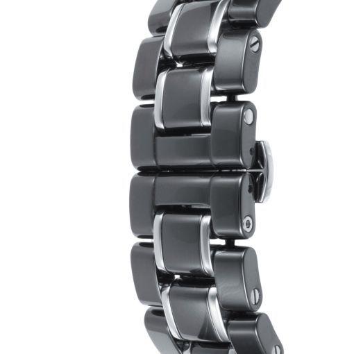 Bulova Accutron Men's Diamond Watch in Carbon & Black featured in vente-privee.com