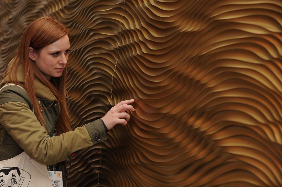 C/o Surface Thinking - the latest from the Design Centre, Islington 2013 exhibition...