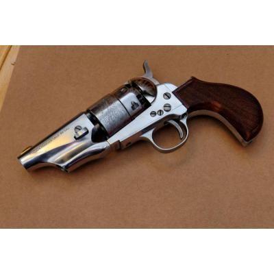 Snub nosed 1860s  44 cal  Reproduction Colt revolver  | I