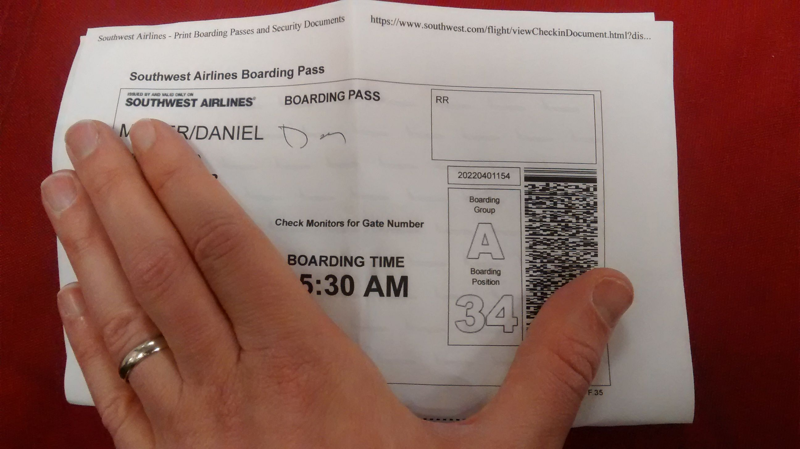 How To Get A Gate Pass For Southwest Airlines