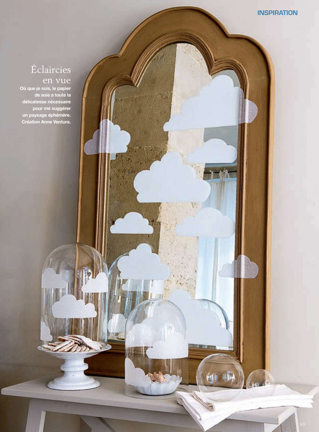Marie Claire Decoration Marie Claire Idées Mars Avril 2013 Best Crafts For