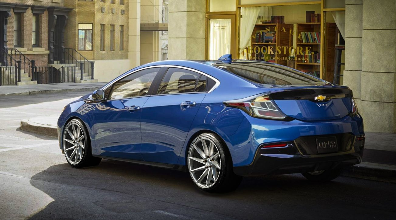 Hatchback 2017 Chevrolet Volt Premier With 4 Door In St George
