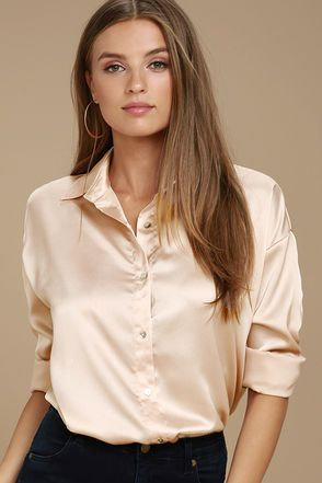 d418b2863e552 Cute Blouses and Button-Ups for Women and Juniors at Lulus.com ...