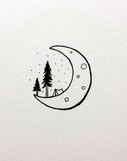 Art Sketches Easy Panosundaki Pin