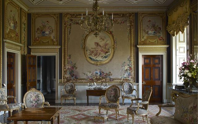 Newby Hall The Tapestry Drawing Room Country Life