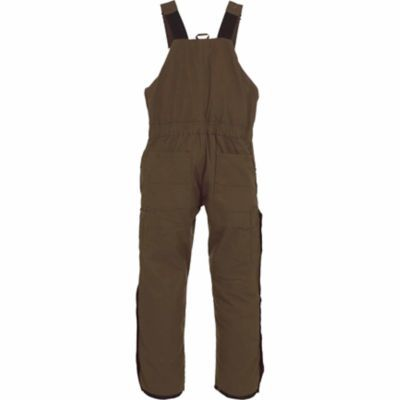 c e schmidt ladies sanded washed duck quilt lined on womens insulated bib overalls id=94626