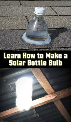 Light up Your Shed or Workshop During The Day Without Using Electricity