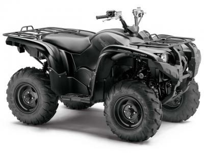 Yamaha Introduces New Tactical Black Special Edition Grizzly 700