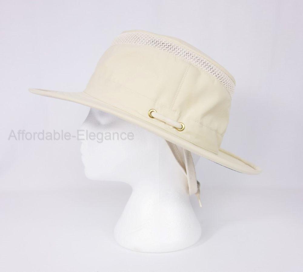 c2ee5f95fa4 TILLEY ENDURABLES LTM5 Airflo Hat 7 5 8 23 7 8 61 Mesh UPF 50+ Unisex Mens  Women  Tilley  Bucket