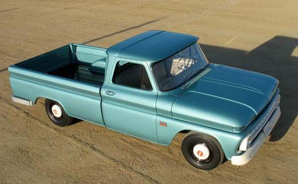 1966 Chevy C10 LWB Fleetside