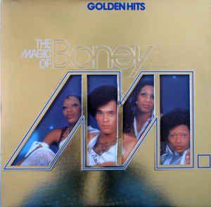 Boney M The Magic Of Boney M Golden Hits Buy Lp Comp At Discogs Golden Hits Boney M Vinyl