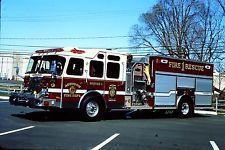 Audubon NJ Squad 1 - 2008 Emergency One Cyclone II Pumper.
