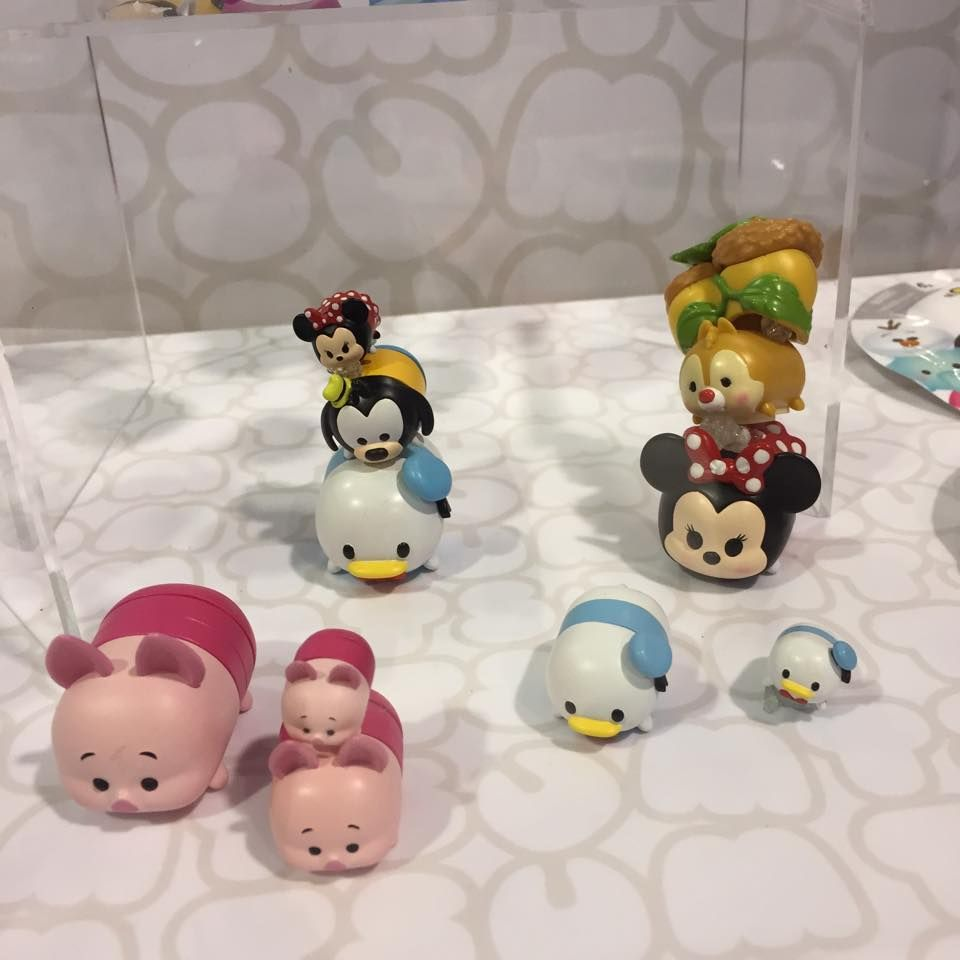 70a41144867 A new Tsum Tsum collectible will be released at Target Stores this Fall.  The new minature Tsum Tsum toys feature three different sized Tsum Tsums  that are ...
