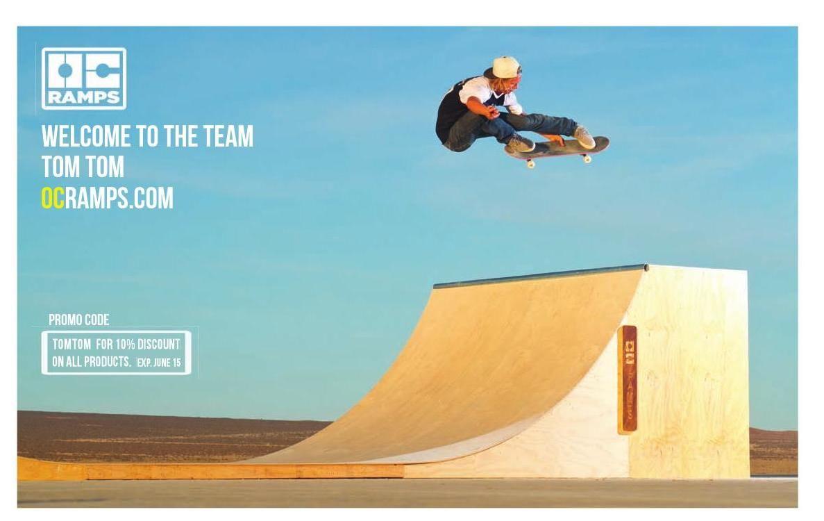 #ClippedOnIssuu from Focus Skateboarding Magazine # 49 - May/June '13