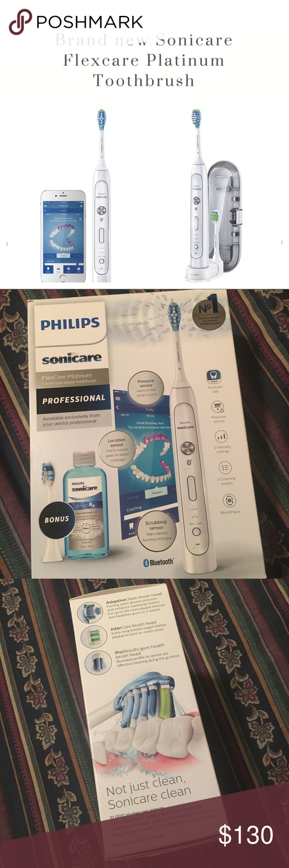 Philips Sonicare™ FlexCare Electric Toothbrush BRAND NEW