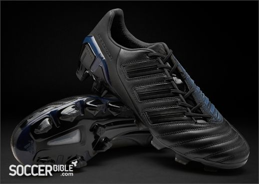 9f401a402563 adidas adipower Predator Black Out Football Boots - http://www.soccerbible.