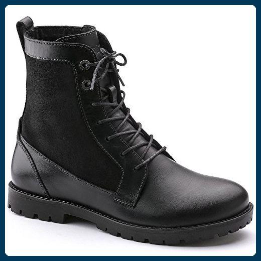 6fc8db84d094b8 Birkenstock Damen Gilford High Stiefel Naturleder Black Größe 41 EU -  Stiefel für frauen ( Partner-Link)