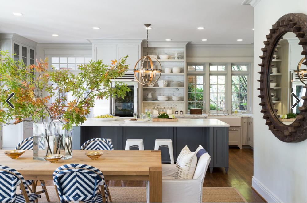 Best Benjamin Moore Gray Owl Color Spotlight Grey Kitchen 640 x 480