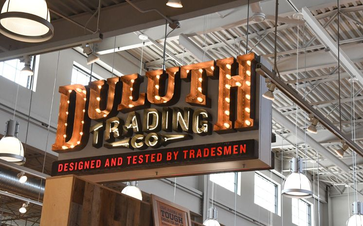 Duluth Trading Co. Creates Buzz with Opening of New