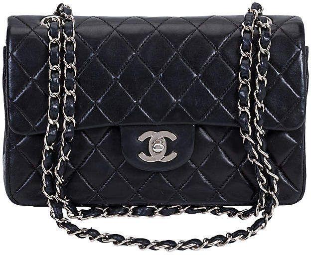 7396fcb4c564 ShopStyle Collective | Bags | Pinterest | Chanel black, Chanel ...