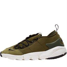 Nike Mens Air Footscape Nm Trainers Legion Green/Summit White/Black