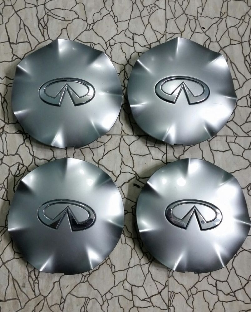 medium resolution of infiniti ex35 08 12 ex37 13 qx50 14 16 center cap 40315 1ba2a hyper silver hubcaps infiniti center caps