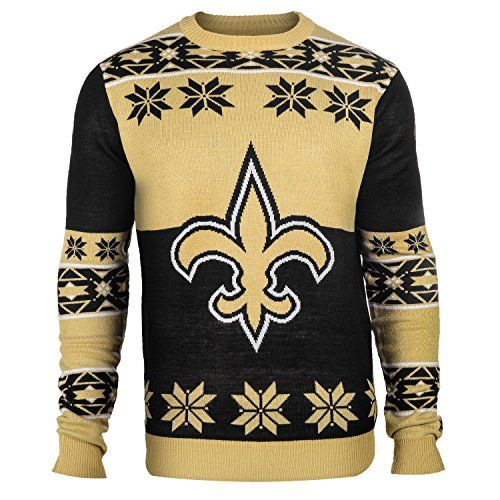 New Orleans Saints Ugly Sweaters
