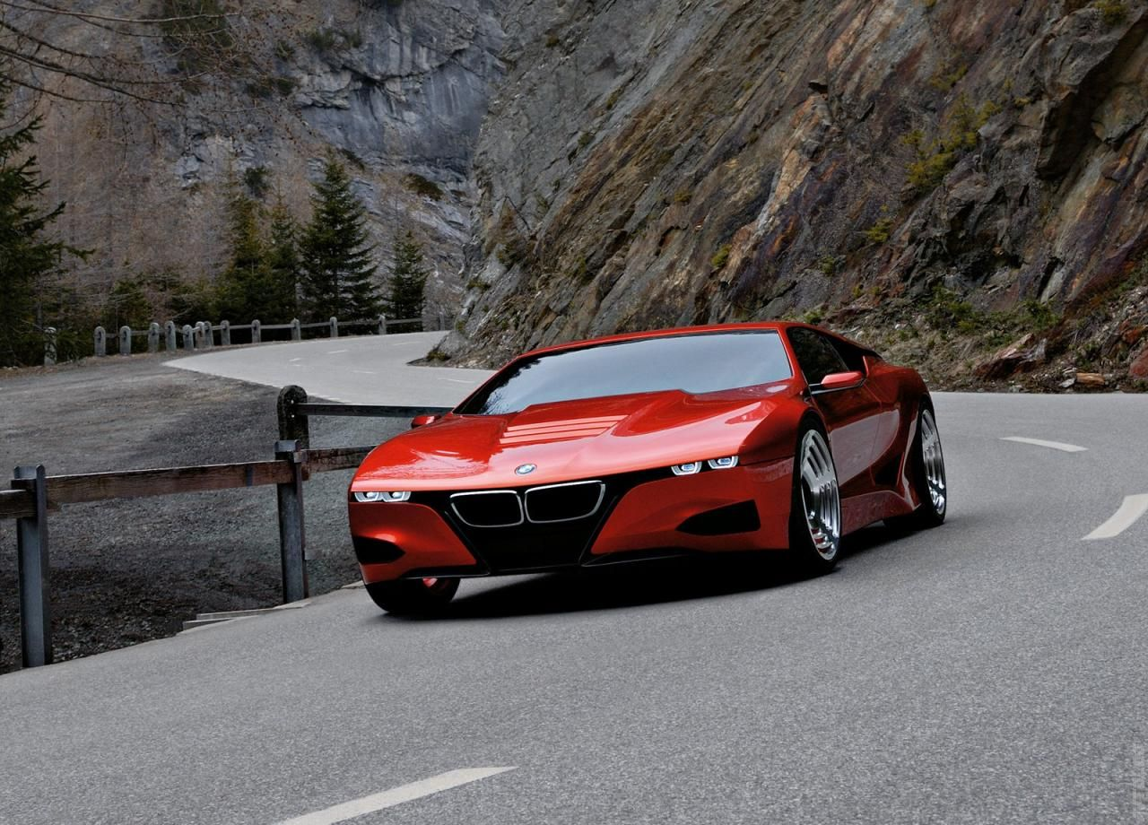 2008 BMW M1 Concept | BMW | Pinterest | Bmw m1, BMW and Cars
