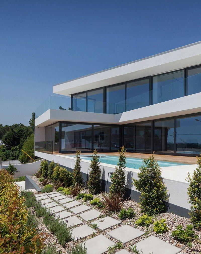 JC House by JPS Atelier | Haus | Pinterest | Moderne häuser und Häuschen