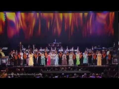 Andre Rieu New York Radio City Music Hall Part 1 Hd Full