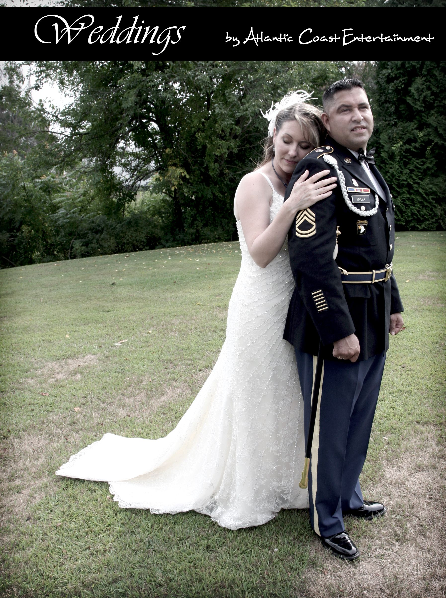 Bride u groom wedding photography military army sword reception