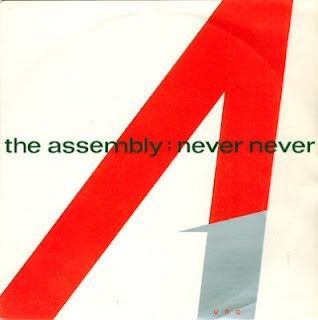 """The Assembly, """"Never, never""""."""