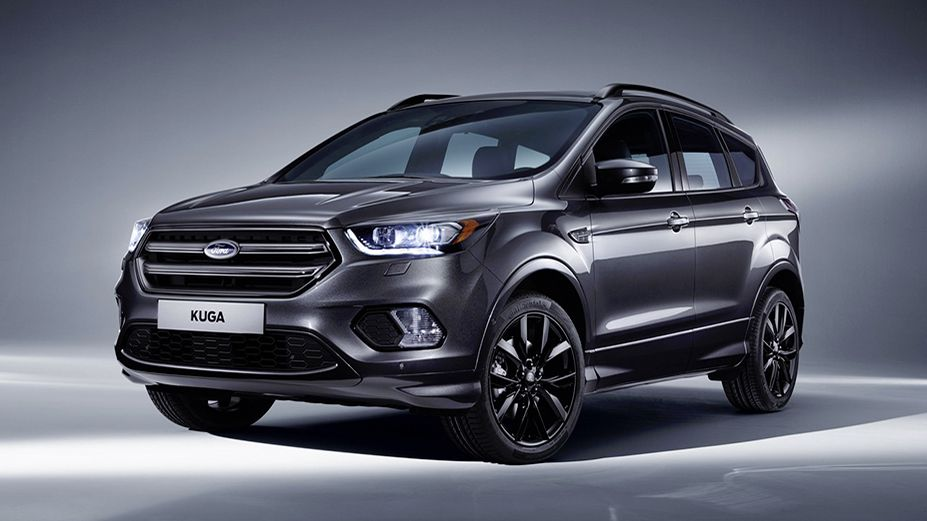 La Version Restylee Du Ford Kuga Inaugure Le Sync 3 Voitures