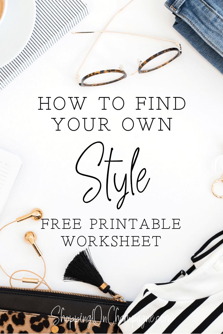 How to Find Your Own Style