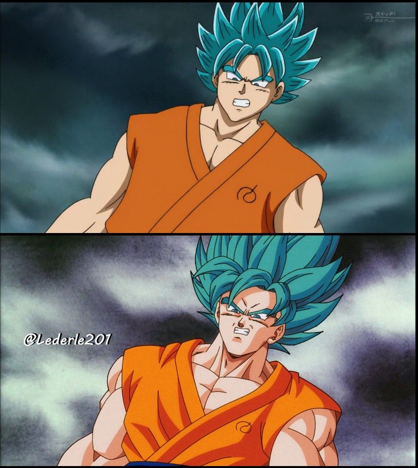 Goku Ssgss Remake By Lederle201 Dragon Ball Art Dragon Ball Super Dragon Ball Super Goku
