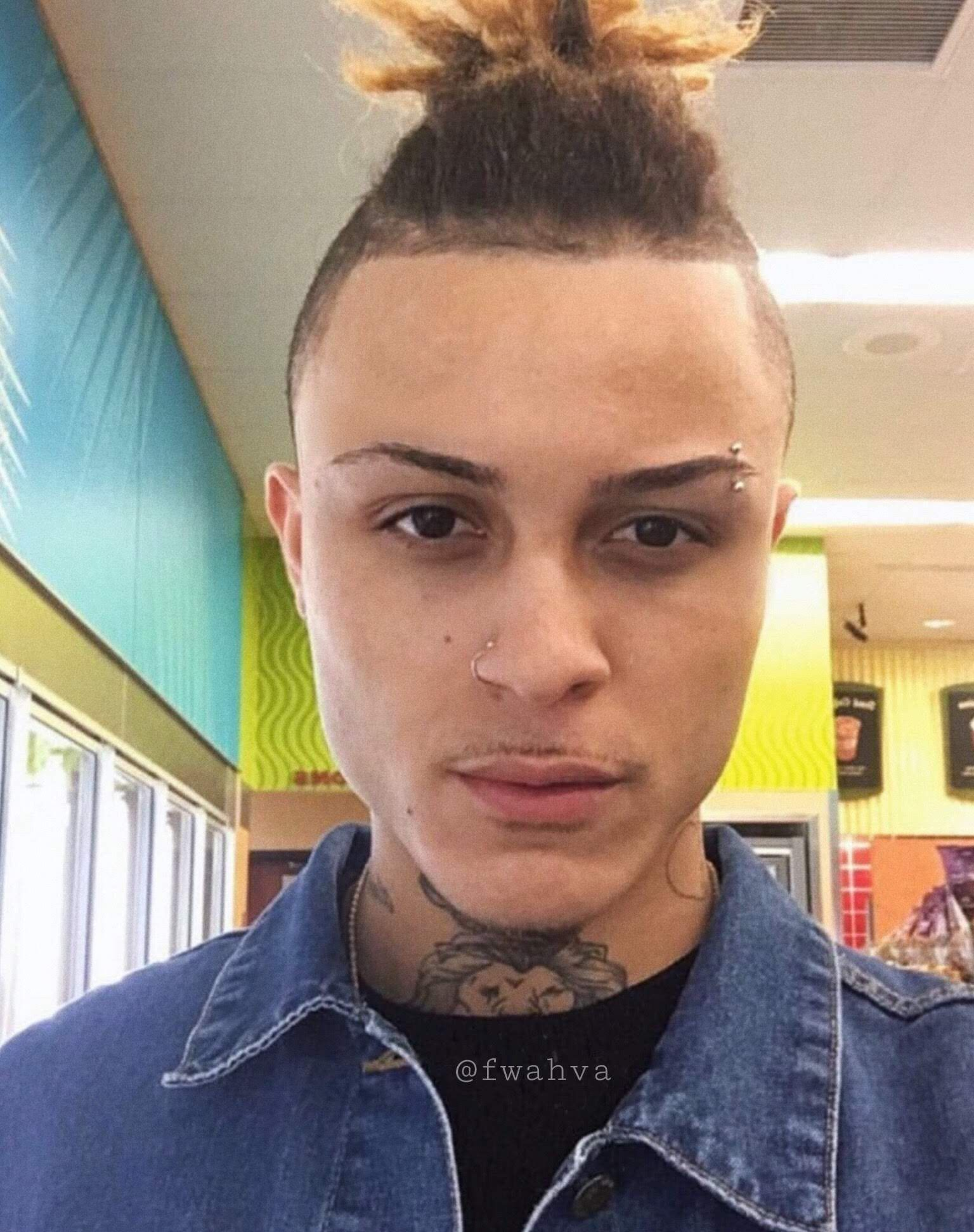 Lil Skies Face Tattoo: Edit Of Lil Skies Without Face Tattoos