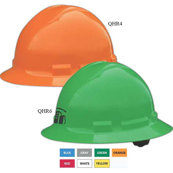 Pin On Construction Hard Hats With Your Company Logo