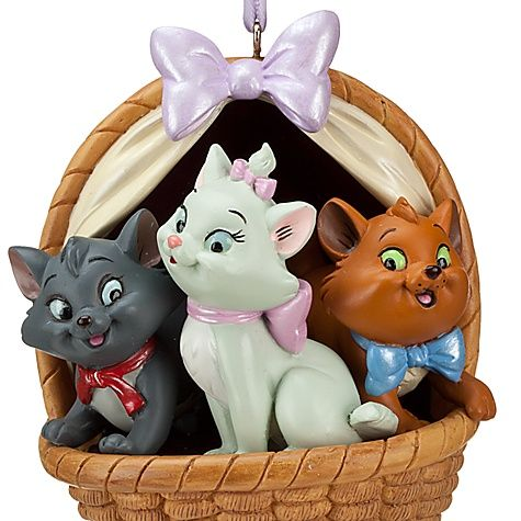 The Aristocats Ornament--getting this for lexxie!