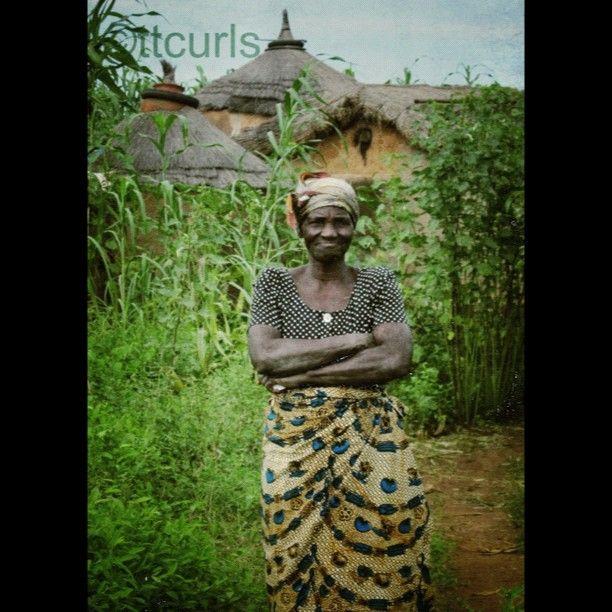Happy homeowner - Upper East Ghana