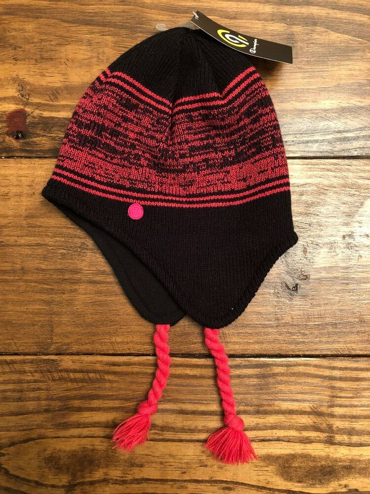 c9ecb405d8c CHAMPION GIRLS TOBOGGAN WINTER HAT BEANIE ONE SIZE  fashion  clothing   shoes  accessories  mensaccessories  hats (ebay link)