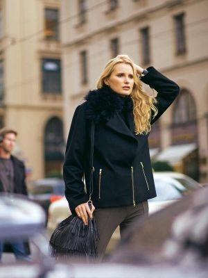 Schnittmuster: Jacke - Zipper, Biker-Stil - Jacken und Mäntel ...