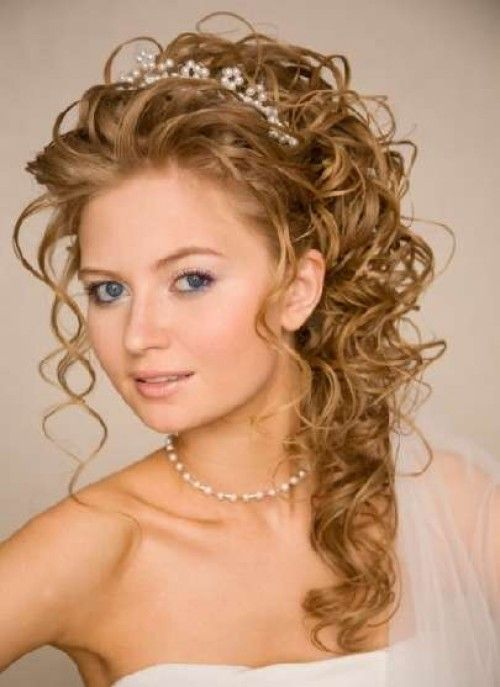 Image Detail For Tags Wedding Hairstyles With Tiara Prom Hairstyles