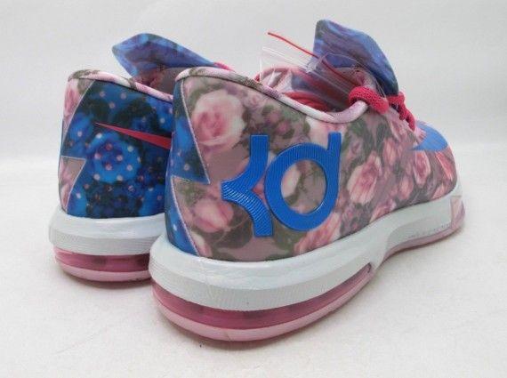 "Nike KD 6 ""Aunt Pearl"" - Release Date - SneakerNews.com"