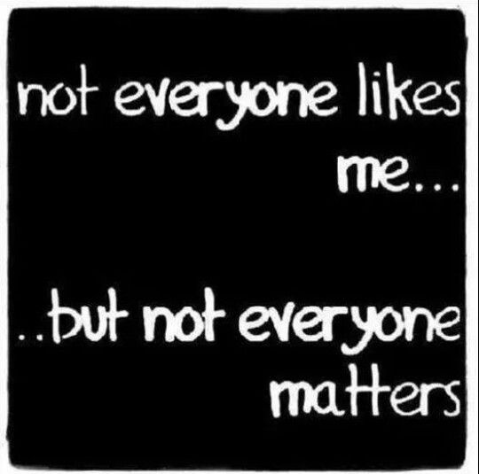 Why Don T People Like Me