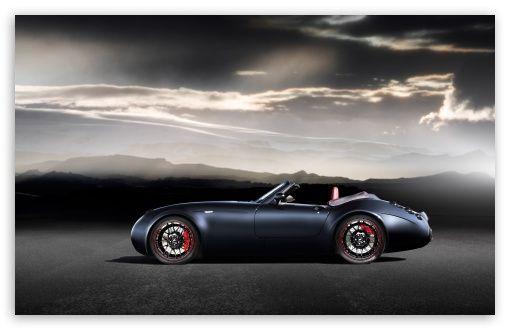 Wiesmann Roadster MF4 Car HD desktop wallpaper : High Definition : Fullscreen : Mobile : Dual Monitor